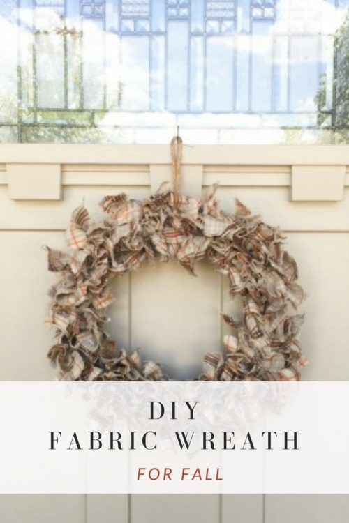 diy-fabric-wreath