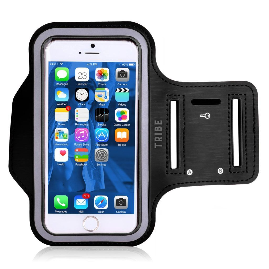 Water-resistant armband
