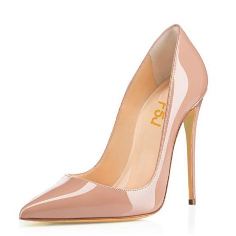 nude-patent-leather-pumps