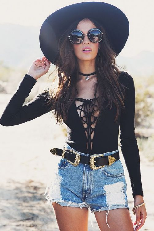 Boho fashion, boho Hat, Coachella style, Coachella accessories, Coachella looks, Coachella fashions