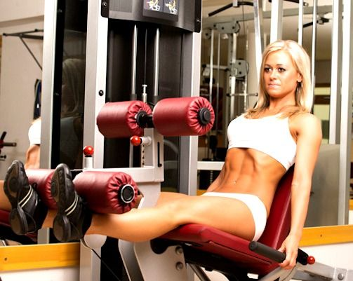 Leg extensions, leg workouts, leg exercises, workouts for women, women leg workouts