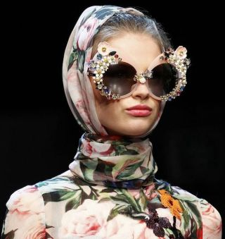 Funky sunglasses, must have accessories, Dolce & Gabbana accessories, summer must have