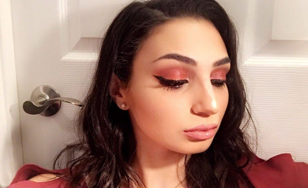 sarah-christmas-makeup-hollywood-glam-look-2