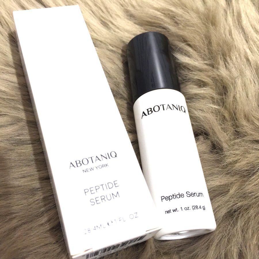 Abotaniq peptide serum
