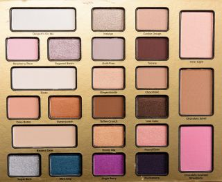 Too Faced Chocolate Shop eyeshadow palette